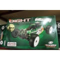 Nitro bagis Team Losi Racing 1/8 4WD